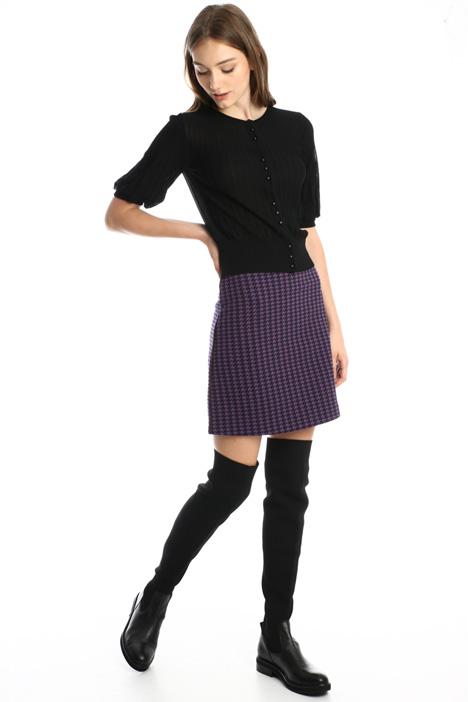 A-line jersey skirt Intrend
