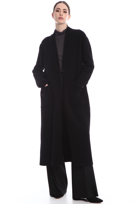 Cappotto oversize in jersey Intrend