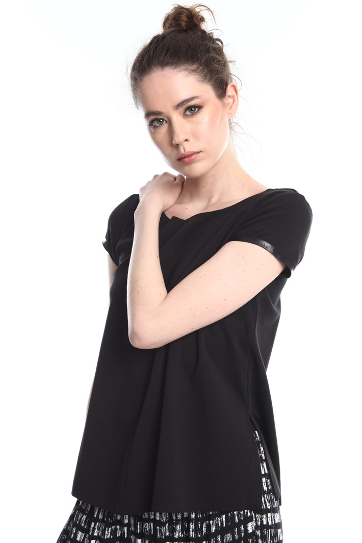 Flared T-shirt  Intrend