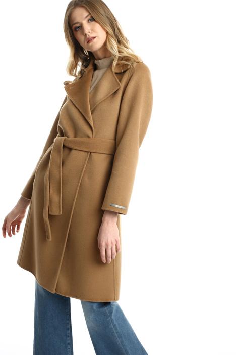Cappotto in pura lana Intrend