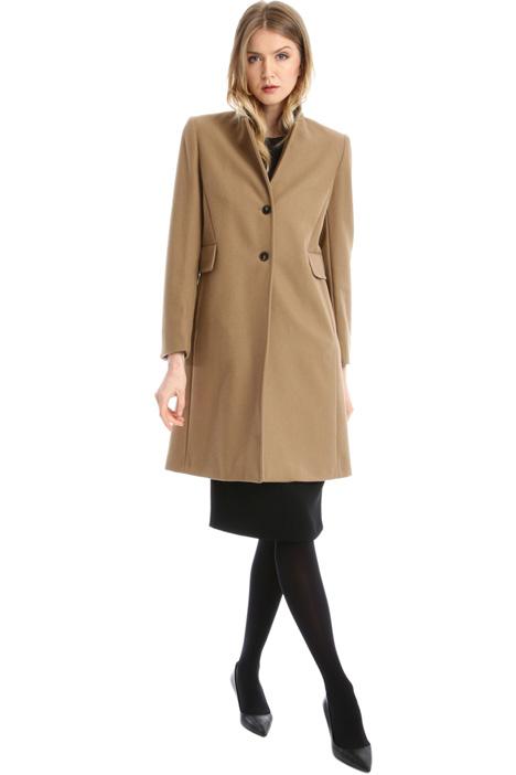 Cappotto in pura lana vergine Intrend