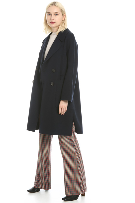 Wool pea coat Intrend