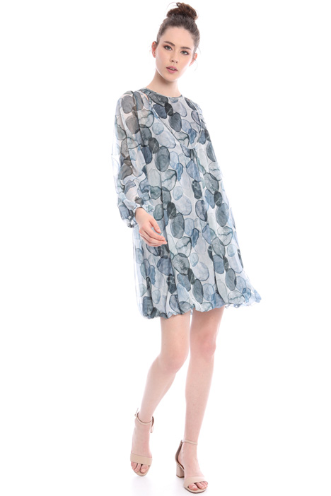 Light creponne dress Intrend