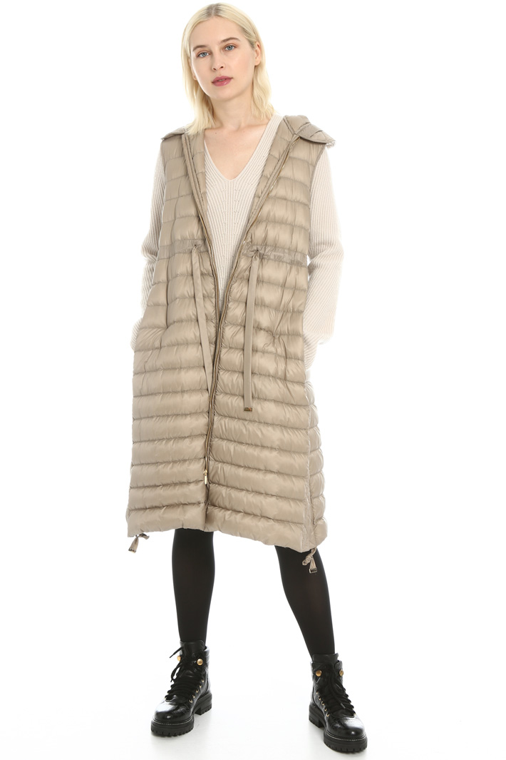 Quilted vest Intrend