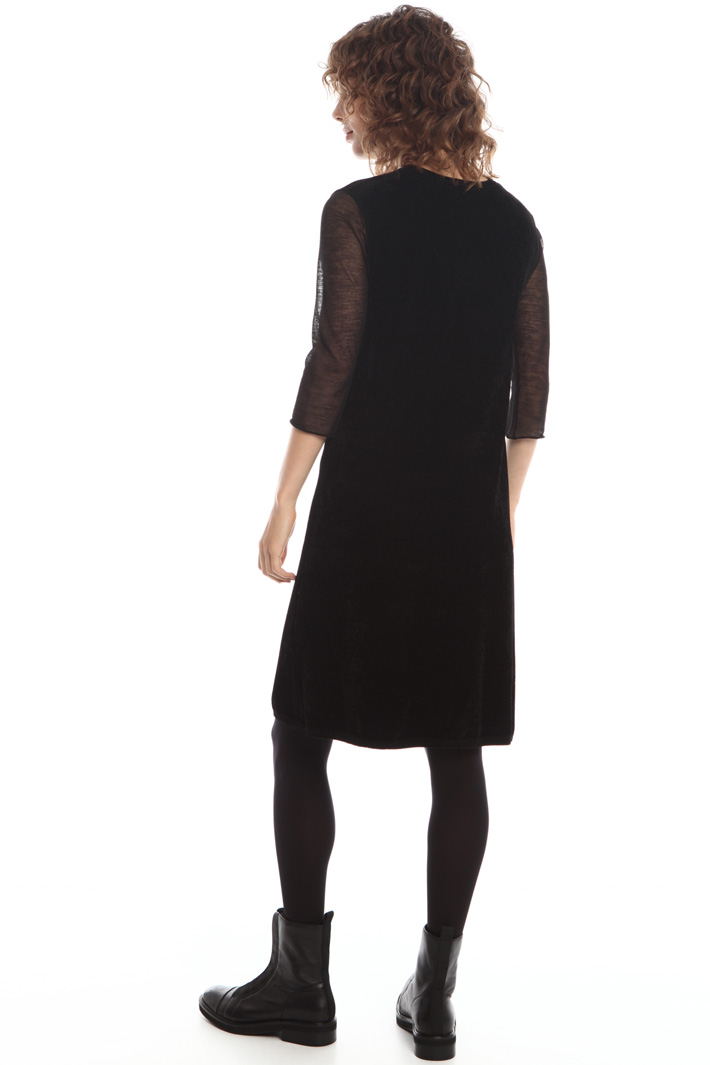 Chenille dress Intrend