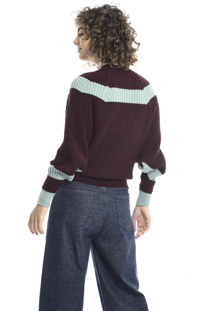 Alpaca and wool sweater Intrend
