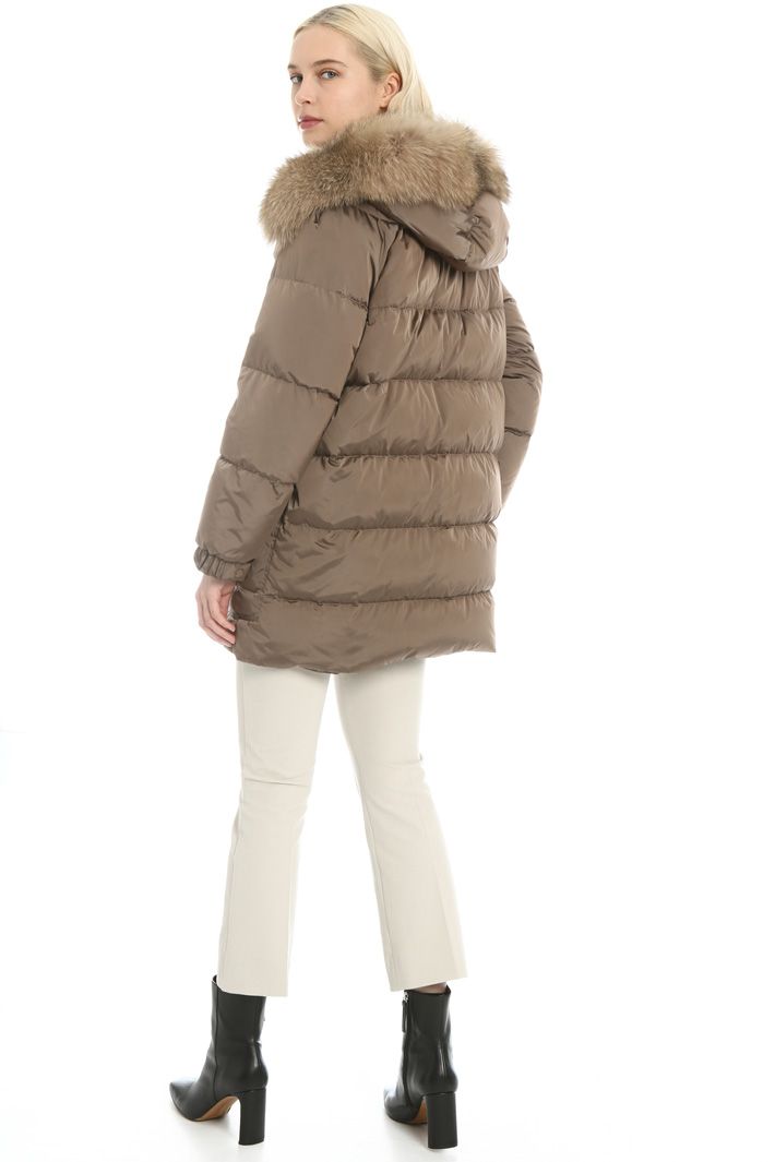 Taffeta down coat Intrend