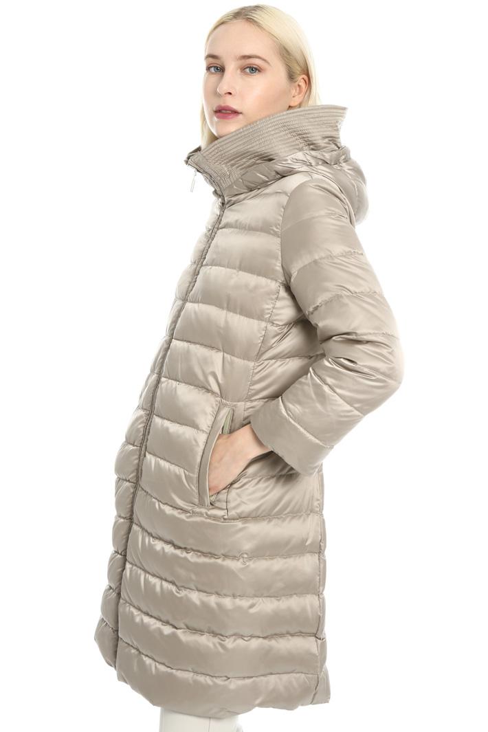 Reversible slim fit down coat Intrend
