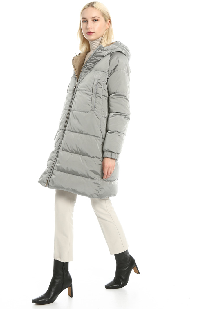 Reversible down coat Intrend