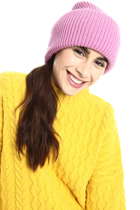 Wool blend beanie hat Intrend