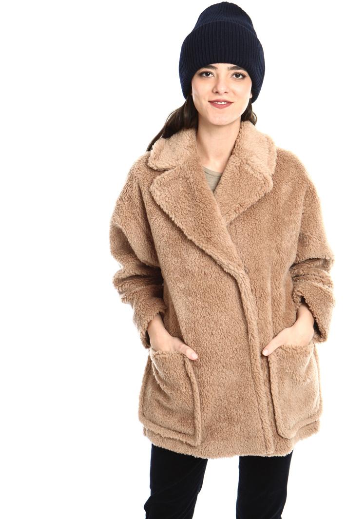 Wool blend beanie hat Intrend