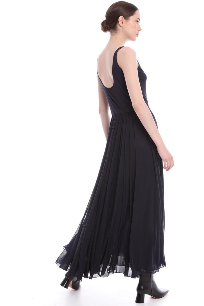 Jersey corolla maxi dress  Intrend
