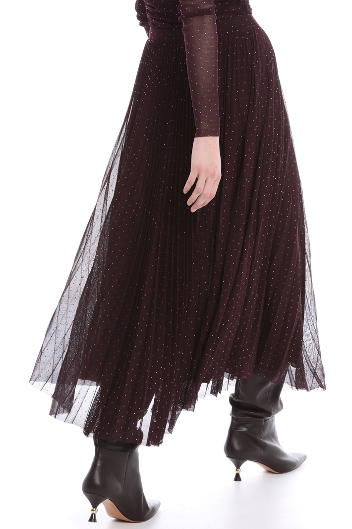 Floaty tulle maxi skirt  Intrend