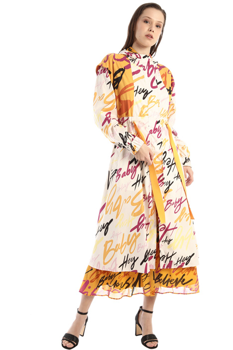 Flared raincoat Intrend