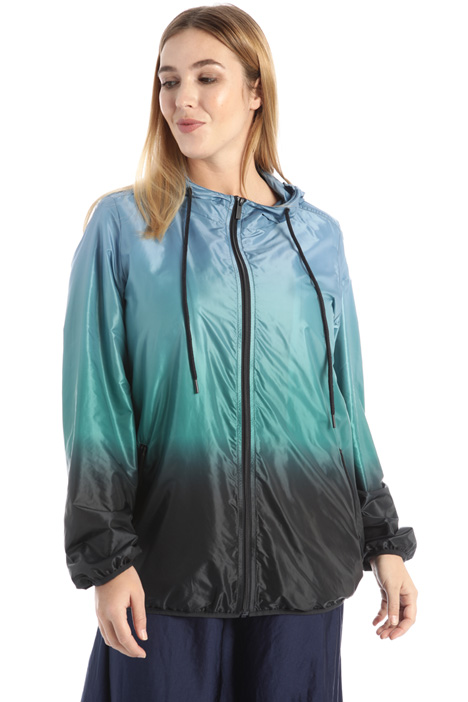 Faded water-resistant jacket Intrend