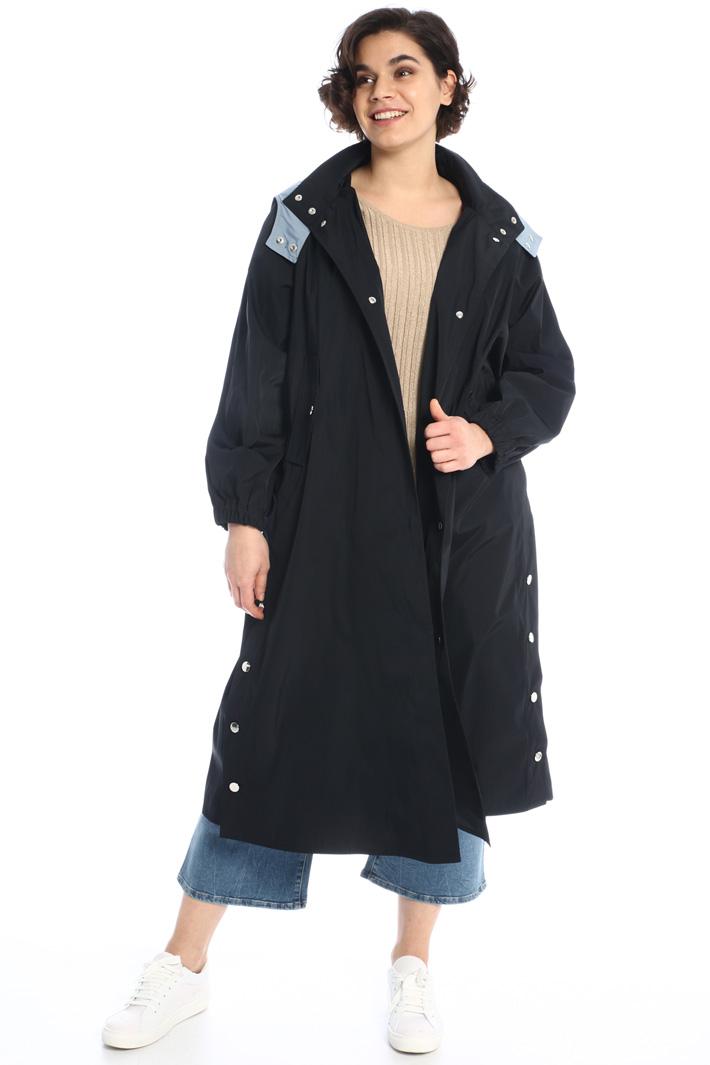 Long raincoat Intrend