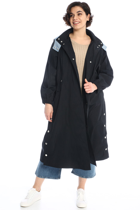 Long raincoat Intrend