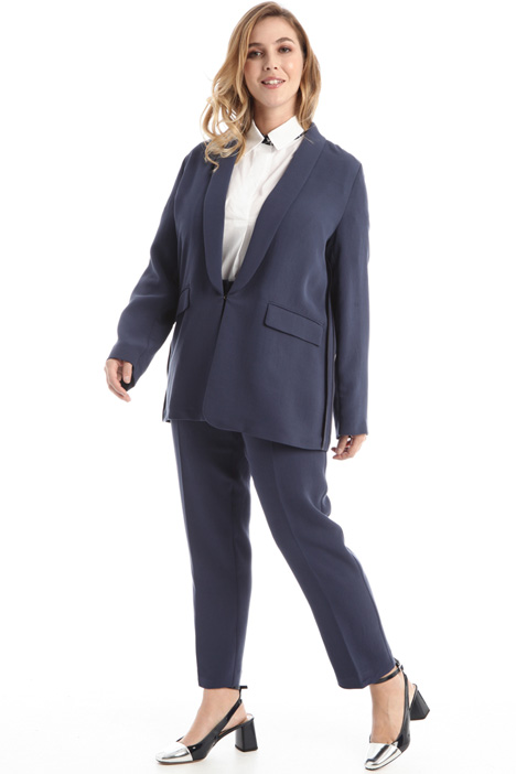 Viscose blazer Intrend