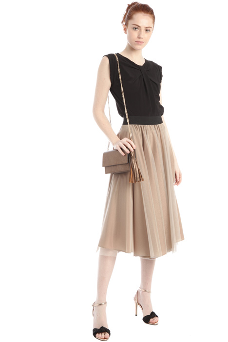A-line tulle skirt Intrend