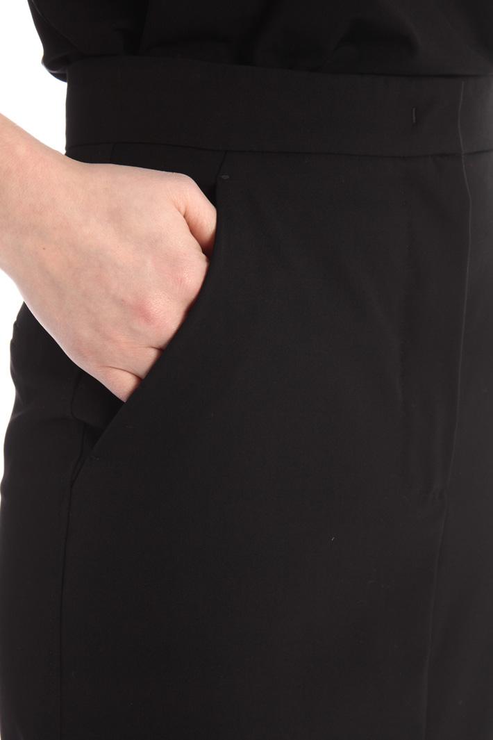 Wool pencil skirt Intrend