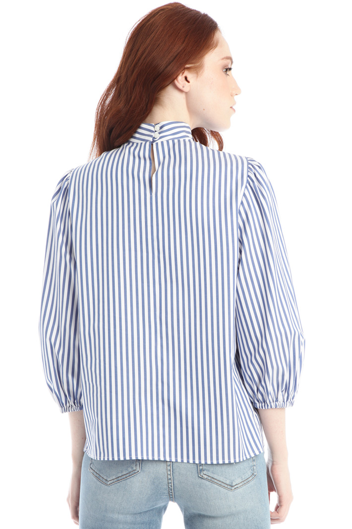 Puff sleeve blouse Intrend