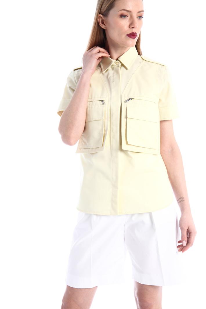 Cotton twill shirt Intrend
