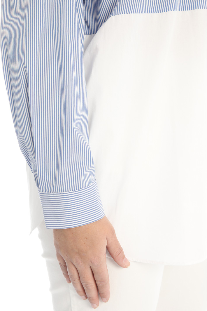 Stretch cotton shirt Intrend