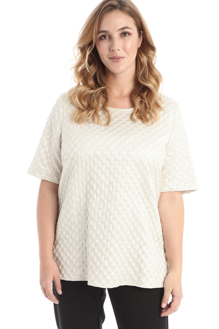Glossy tunic Intrend