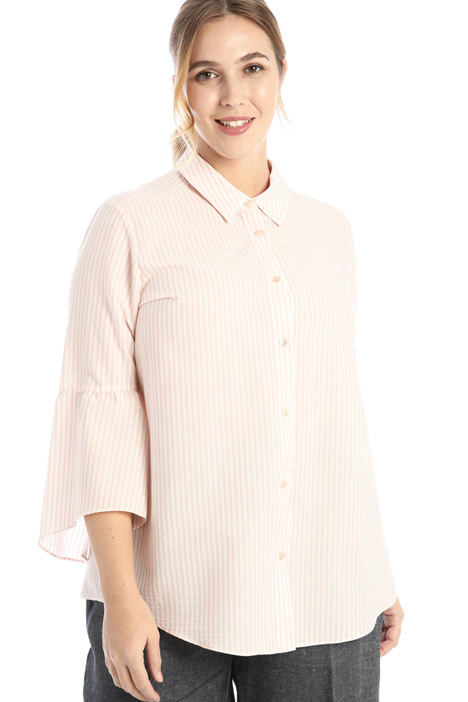 Cotton muslin shirt Intrend