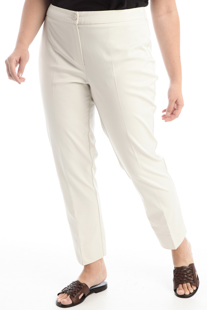 Stretch ottoman trousers Intrend