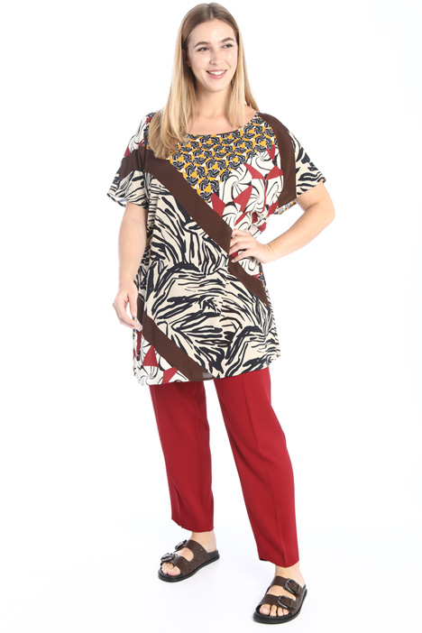 Printed marocaine tunic Intrend