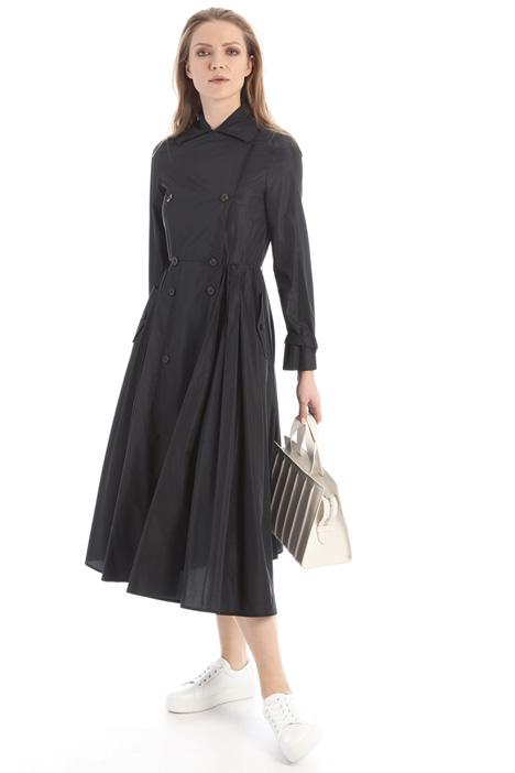 Silk taffeta dress Intrend