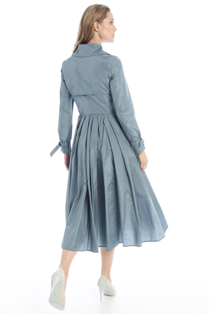 Silk taffeta dress Intrend