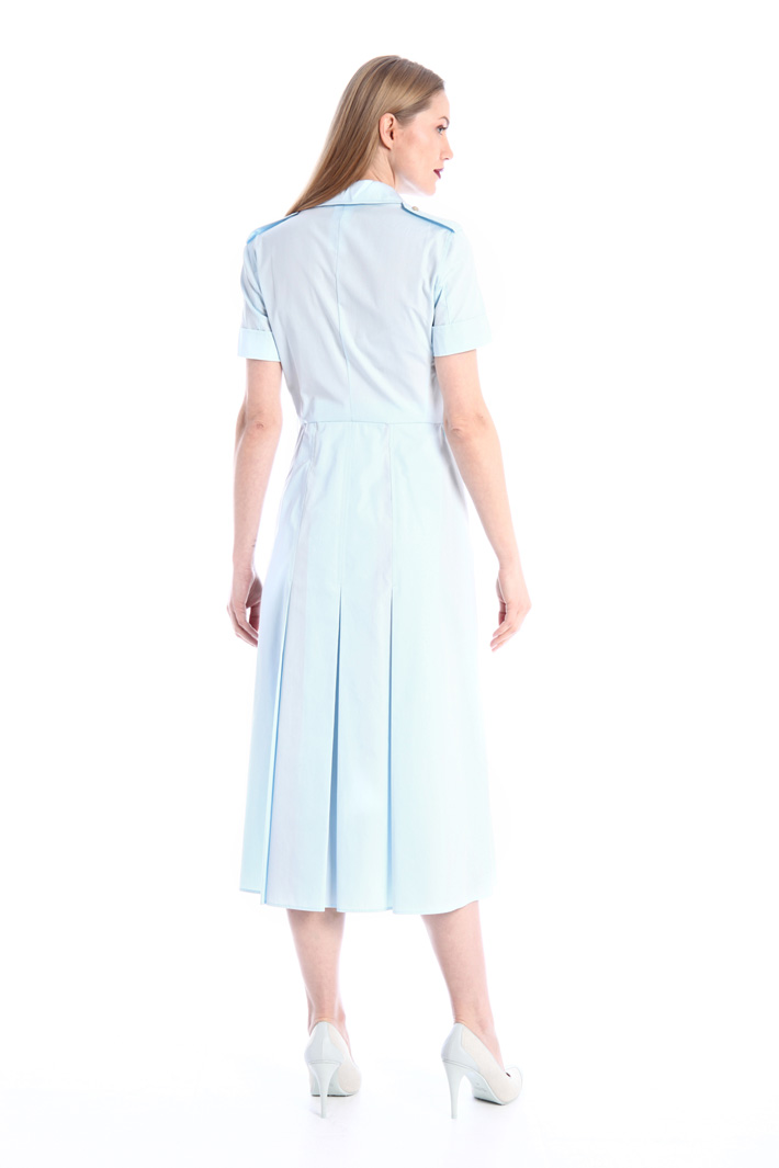 Two-piece effect dress Intrend