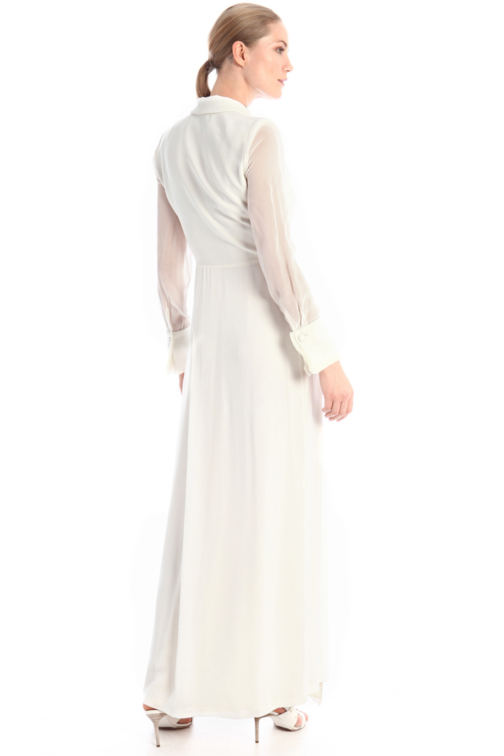 Long cady dress Intrend