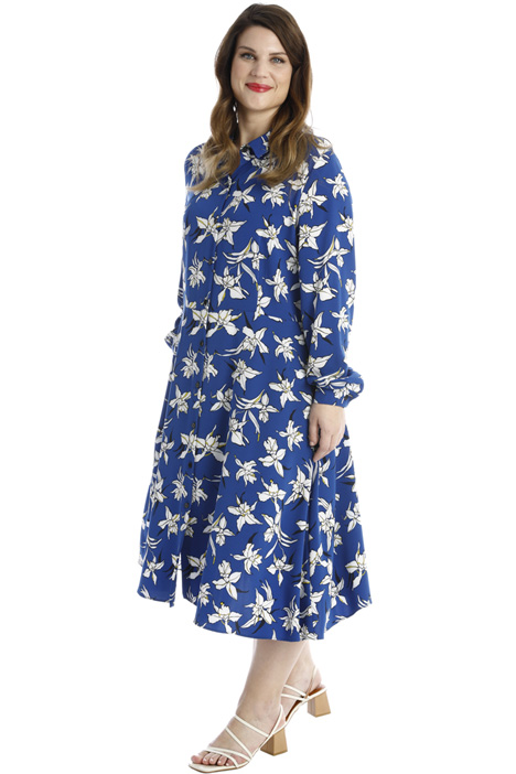 Cady chemisier dress Intrend