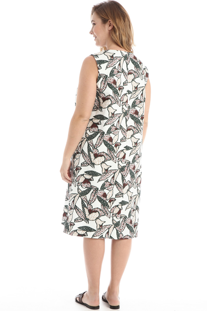 Stretch woven dress  Intrend