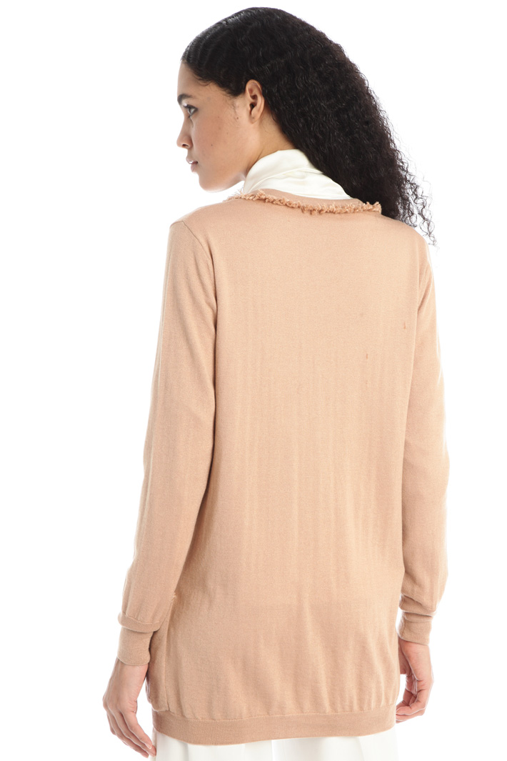Silk and cashmere vest Intrend