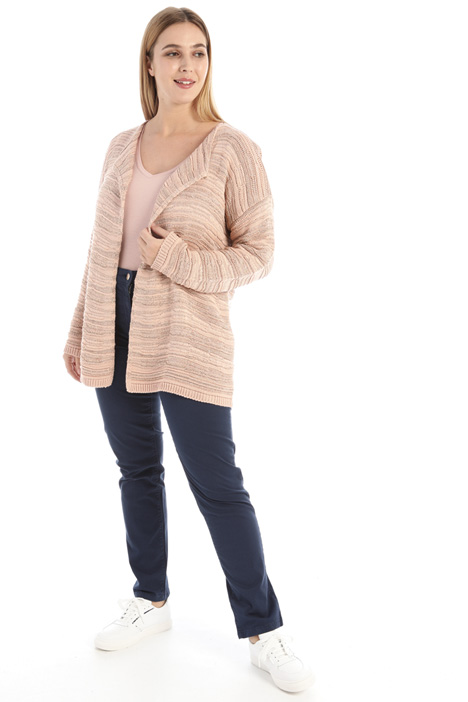Lurex cardigan Intrend