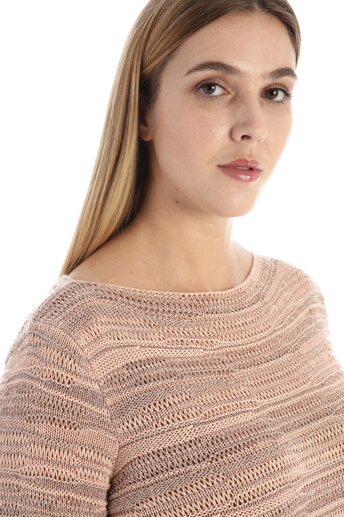 Viscose blend sweater Intrend