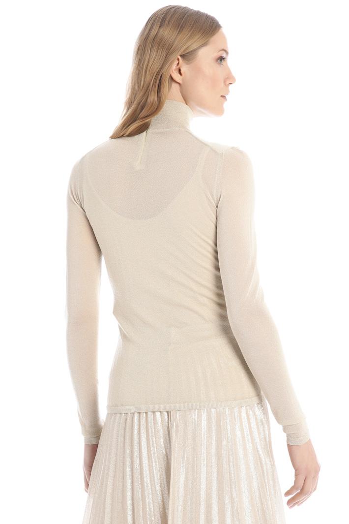 Viscose lurex sweater Intrend