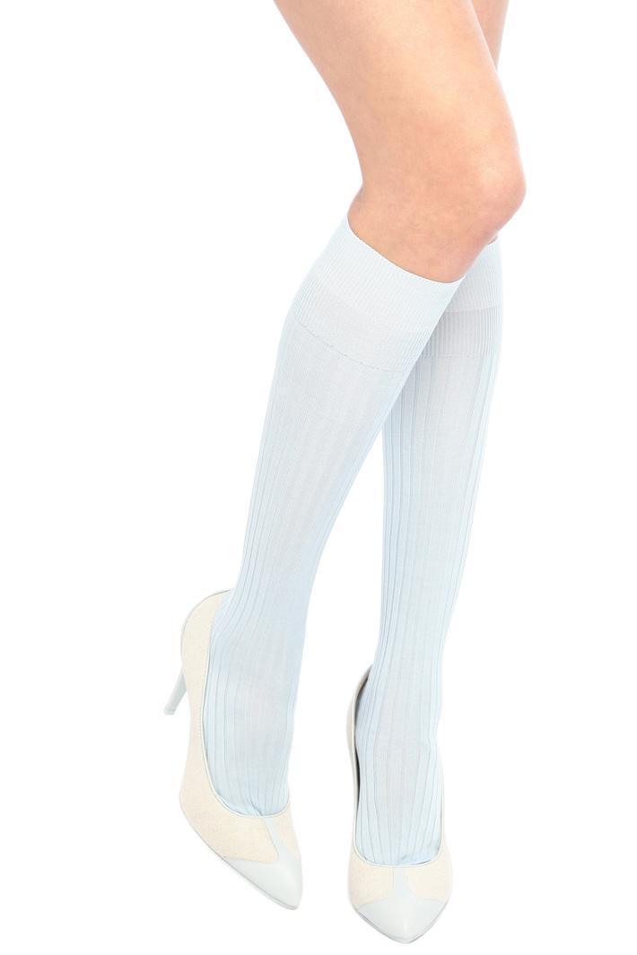 Stretch cotton socks Intrend