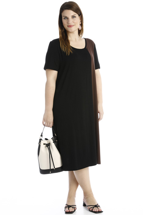 Cotton jersey dress Intrend
