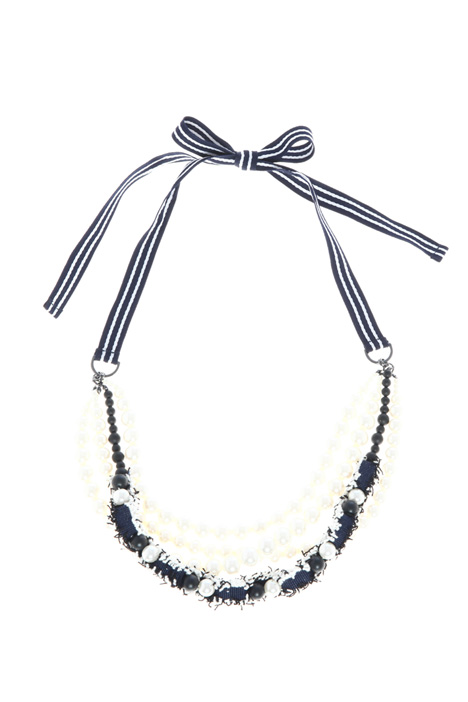 Necklace with pearls Intrend