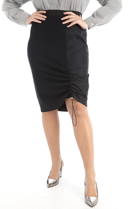 Stretch jersey skirt Intrend