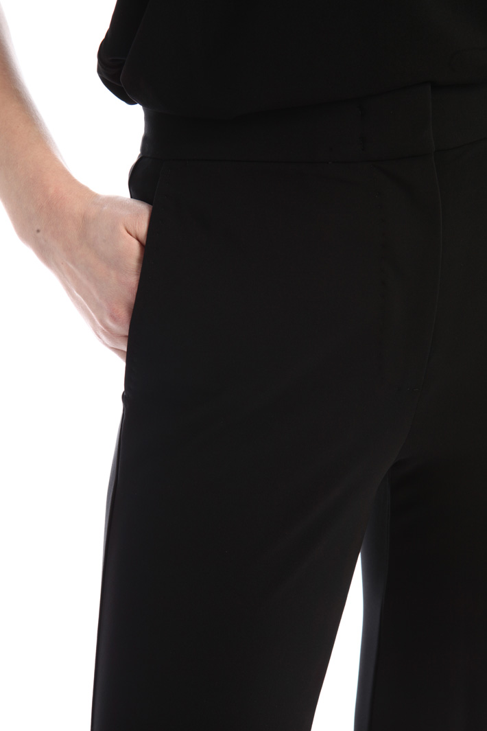Jersey skinny trousers Intrend