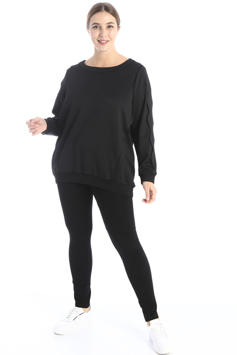 Stretch jersey leggings Intrend