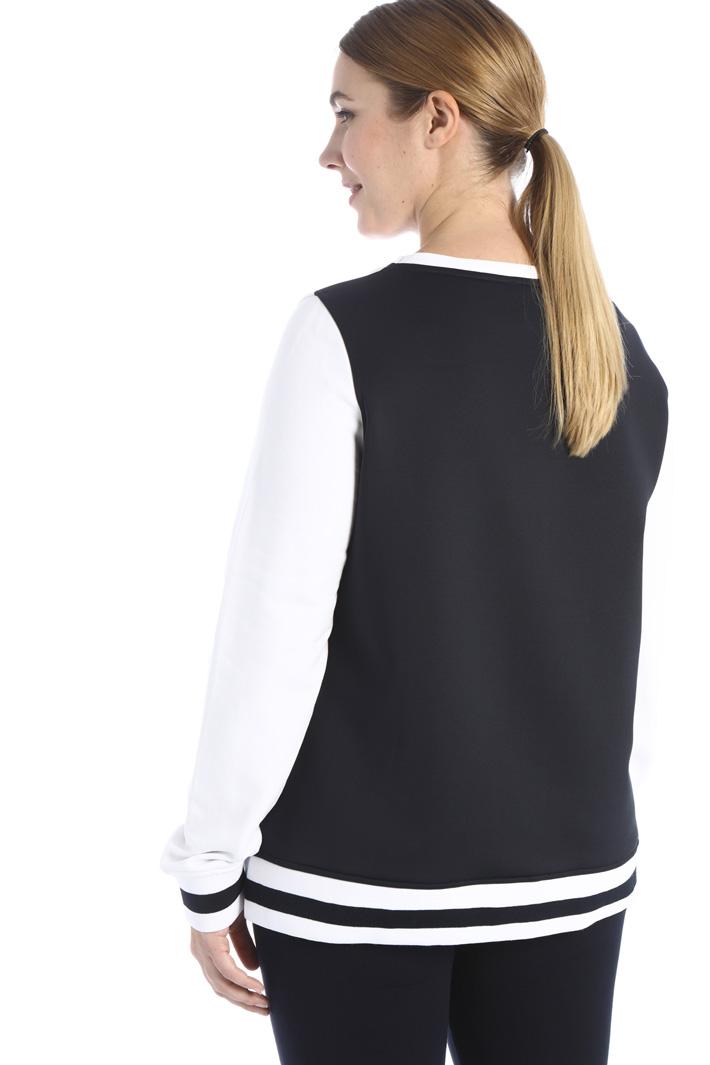 Technical jersey sweatshirt Intrend