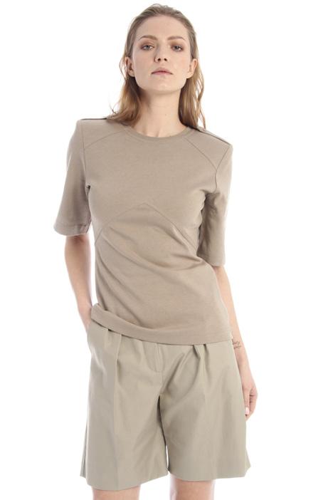 Cotton jersey T-shirt Intrend