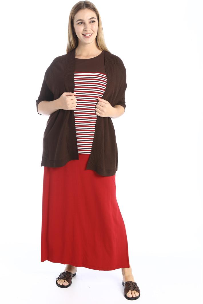 Kimono sleeve T-shirt Intrend